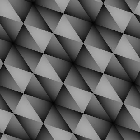 abstractive: Hexagonal seamless pattern. Tile-able grey abstractive pattern as seamless vector wallpaper.