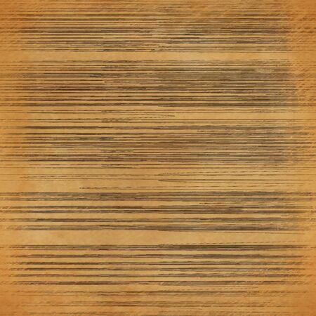 Aged abstract wallpaper. Sun-bleached seamlessly tiled surreal embossed background. Vector