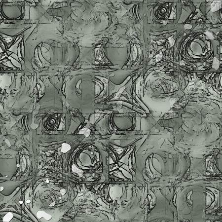 disordered: Chaotic abstractive  wallpaper with water drops.