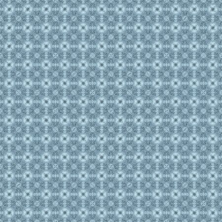 Through the water seamless pattern. Below water tile-able abstract blue blurred background.