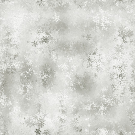 stellate: Snowy seamless abstract about winter and snow-flurry. Illustration