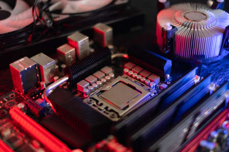 Install A Processor Into A Motherboard