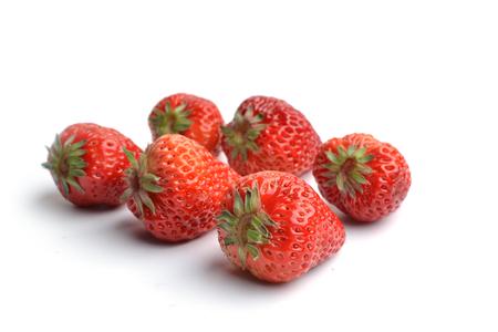 gules: strawberry Stock Photo