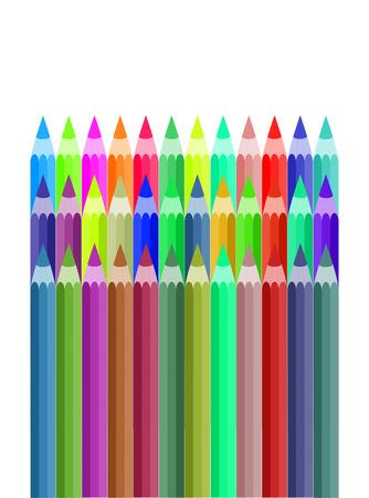 color pencil: Color pencil