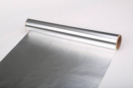 foil: foil paper Stock Photo