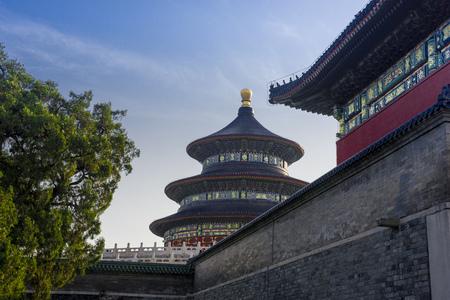 Temple of Heaven in Beijing Editorial