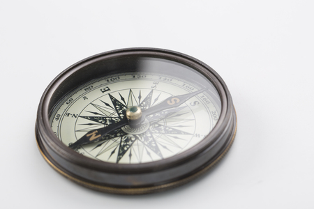 Compass - Right way, choice concept.