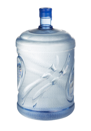 Big bottle of water. Stock Photo