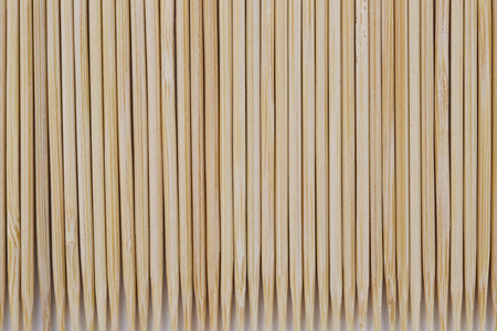 A close-up shot of toothpicks texture. Reklamní fotografie