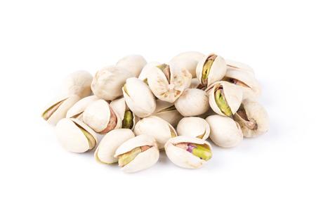 A Group of Pistachio Nuts 版權商用圖片