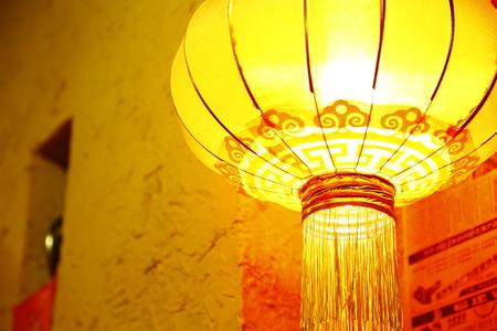 Chinese new year lanterns. Chinese new year decoration