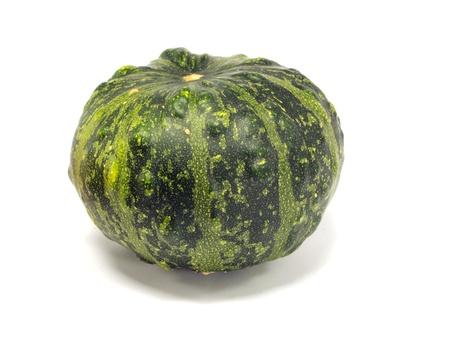 Mini pumpkin on a white background  photo