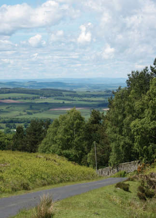 Typical View Of The English Countryside photo