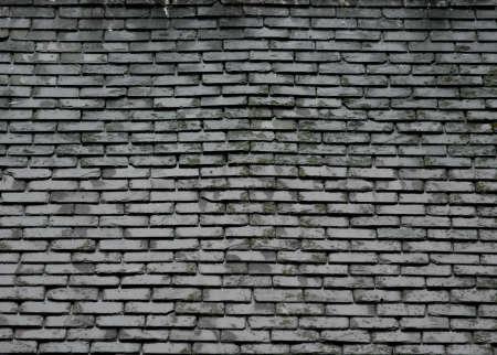slate roof: Grey Slate Roof Texture  Background