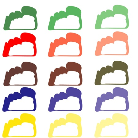 cloud Stock Vector - 17216298