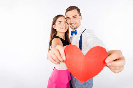 sincere girl: Happy Valentine day for young lovely couple