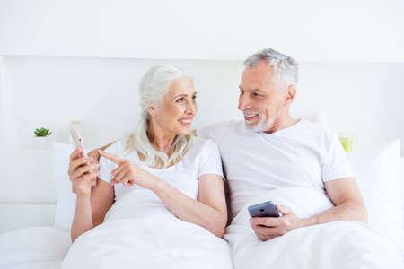 Beautiful, adorable, good-looking, grandma, granddad gray hair p