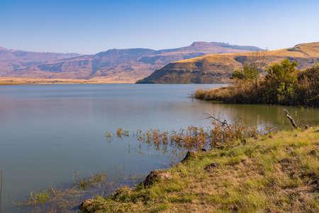 Drakensber Mountain Range