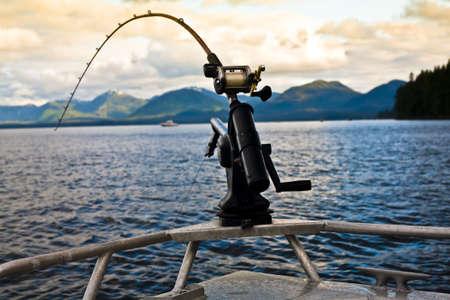 Fishing for King Salmon