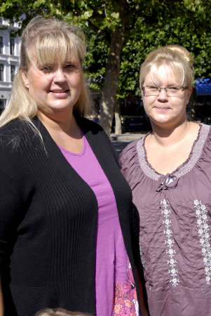 frac12: SWEDEN  MALMOE .  These tow ladies are twins sister swede living in malm&iuml,&iquest,&frac12, malmoe malm&iuml,&iquest,&frac12,   1 September 2010    Editorial
