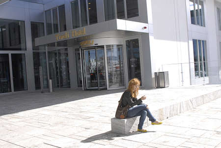 utzon: DENMARK  COPENHAGEN . Tivoli Hotel and Tivoli Congress Center ARP-Hansen Hotel group and tivoli gone into partnership,Tivoli Architect is Kim Utzon,Utzon name is wellknow world over including sydney operahouse hotel rooms are smalleer then many other hot
