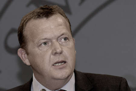 he said: DENMARK  COPENHAGEN Lars Lokke Rasmussen (Lars Løkke Rasmussen)hold his first press conference after autumn school vacations, he said Iraq war aligation my Government take seriously all war rules should be follow by danish soldiers i want to report from  Editorial