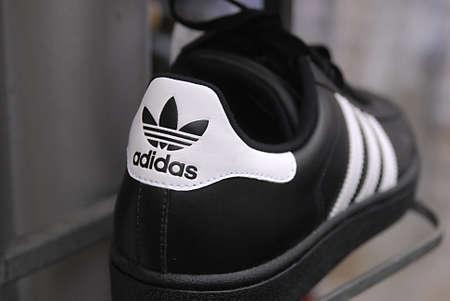 DENMARK  COPENHAGEN . German Adidas footwear display at sport sopt 28 October 2010