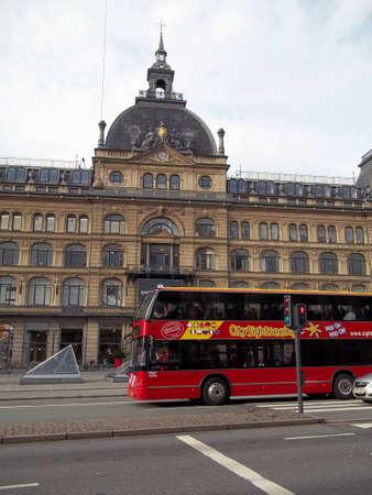 polictis: DENMARK  COPENHAGEN .  Magasin du nord Oct. 31, 2010