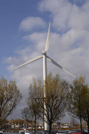 vestas: DENMARK  COPENHAGEN . Vestas turbines  Bella center 5 Nov. 2010   Editorial