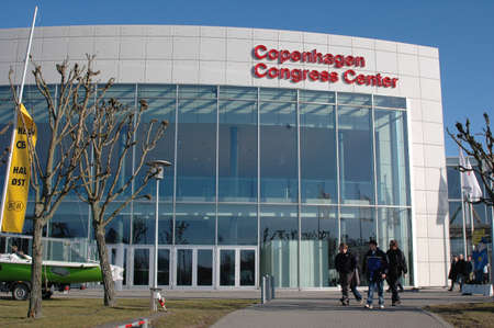 dean Pictures: COPENHAGEN  DENMARK_Congress Center  in Bella Center Copenhagen Denmark Feb.26,2006