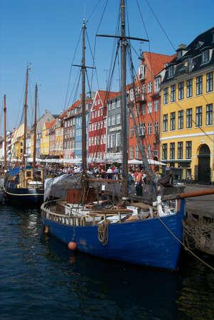 francis dean: Nyhavn Cannel Copenhagen Denmark August 25,2001