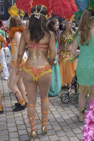 pregant females: KØBENHAVNCOPENHAGENDANMARK DENMARK. Danish pregnant females participate in annual Danish Samba dance carnival festival, there are also other females and males pariticipating in smaba dance festival carnival in Copenhagen Denmark on 30 May 2009