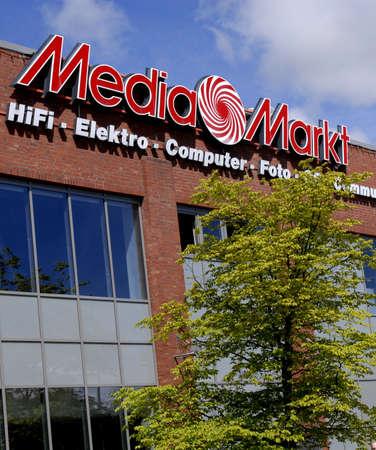 Media Markt in Stralsund Germany May 31,2006         Stock Photo - 8567902