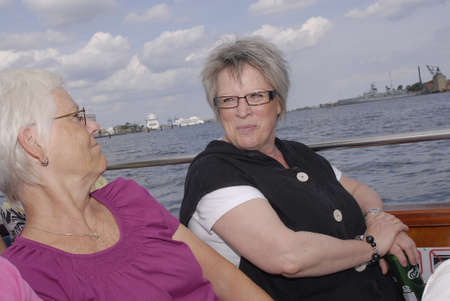 eldlery: K�BENHAVNCOPENHAGENDANMARK DENMARK. Danish senior citizen females  6 July 2009     Editorial