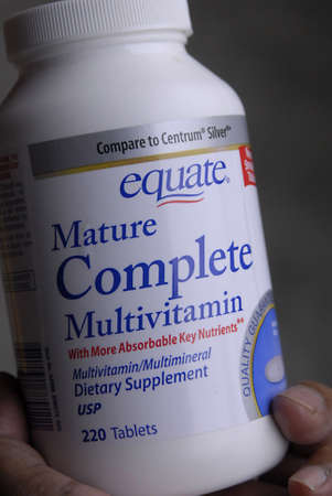 more mature: DENMARK  COPENHAGEN _ Equate mature complete Multivitatamin with more absorbable key nutrients multivitaminmultimineral dietary supplement tables 17 March 2011         Editorial