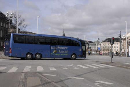 Reisen: DENMARK  COPENHAGEN _ German Neubauer Reisen german bus tour Neubaer travel with travelers 1 April 2011