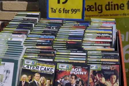 blockbuster: DENMARK  COPENHAGEN _  Film rental at Blockbuster crazy prices at blockbuster 4 Aprile 2011