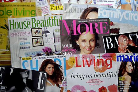 LEWISTONIDAHO STATE USA _ Amerian female magazine  florishing 5 May 2011