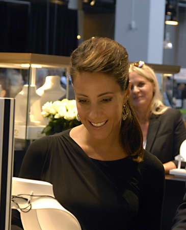 prince of denmark: DENMARK  COPENHAGEN _H.R.H Princess Marie of Denmark (married to prince Jaochim) she is with child due in jan 2012,non can see at her belly yet, Princess Marie her offical event at Bella Center, Presetatiion of   Bella Nordic Jewellery Award 2011, prince