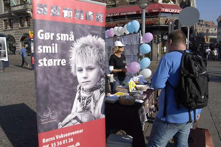 polictis: DENMARK  COPENHAGEN _  Denmark name first national Volunteers day today  on 30 sept. 2011      Editorial