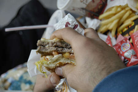 DENMARK  COPENHAGEN _  Danes and all foreign visiting Denmark have to pay Fat Tax when eating fast food or unhealthy food  Fat Tax been implimented from Oct. 1, 2011, menu of burgers and french fried include Fat Tax this food consider unhealth food 14 Oc