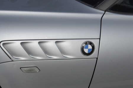 DENMARK / COPENHAGEN _  German BMW sport auto 14 Oct. 2011    Editoriali