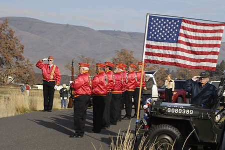 pearl habor: USAIDAHO STATE LEWISTON _ Remember Pearl Habor december 7, 1941 USS Oklahoma 70th Anniversry memorial ceremony 11.00 am present color fairchild afb color guard national anthem lhs gold voices