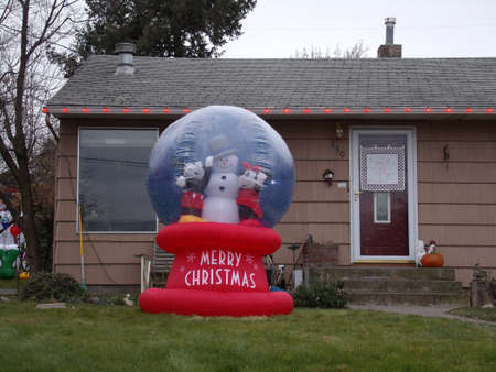 polictics: USAIDAHO STATE LEWISTON _  American homes are decorated with santas teddy bear stars and ornament santas christmas decorations joy for this holy christmas season 11 Dec. 2011
