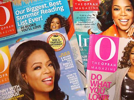 polictics: USAIDAHO STATE LEWISTON _ Oprah Winrey magazine 13 Dec. 2011
