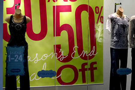 polictics: USAIDAHO STATE LEWISTON _   30 to 50 percent after christmas sale at Maurices store today on tuesday 27 Dec. 2011