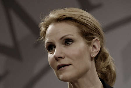 COPENHAGENDENMARK _  Danish prime minister MS.helle Thorning -Schmidt hold her weekly press conference and high light about new law Lesbian and Homo have same right to get married with Church ceremony but on condition that each Pastor has to be agree he