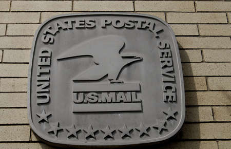 polictics: VANCOURVERWASHINGTON STATE USA _    United States postal office 29 May 2012
