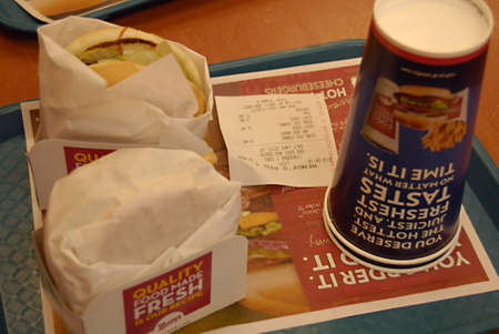 SALT LAKE CITYUTHA E USA _ Quality food made frresh is out recipe clame by Wendy's fast food restaurant 12 June 2012
