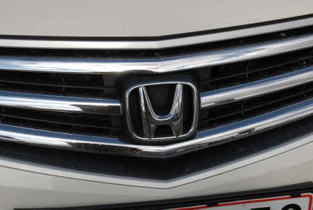 honda: KASTRUPCOPENHAGENDENMARK _   Honda car dealer in Kastrup Copenhagen 21 August 2012